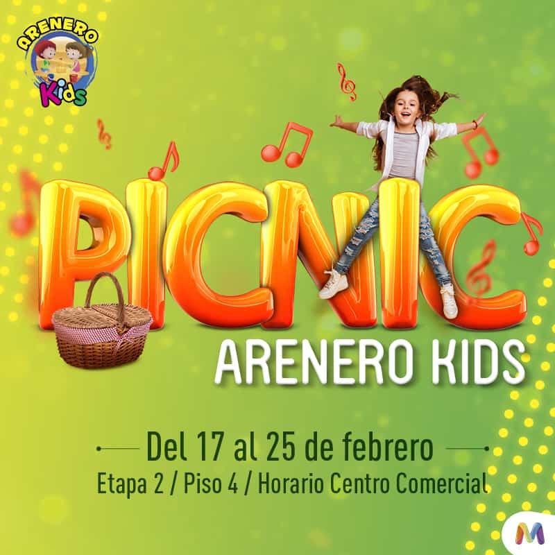 ARENERO KIDS EN MAYORCA